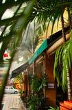Géographe Cafe Photographie stock libre de droits
