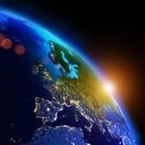 Géographie du monde illustration de vecteur