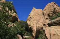 Géologie maximale 2 de selle Image libre de droits
