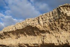 Géologique et minéral Photo stock