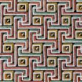 Géométrique abstrait Photos libres de droits