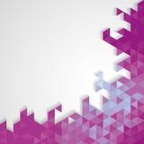 Géométrique abstrait Photos stock