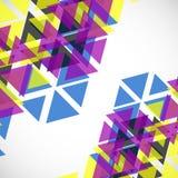 Géométrique abstrait Photographie stock libre de droits