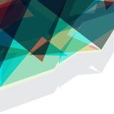 Géométrique abstrait Images libres de droits