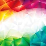 Géométrique abstrait Photo stock