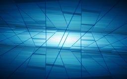 Géométrique abstrait Illustration de vecteur Photographie stock