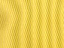 Géométrique abstrait jaune images stock