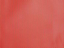 Géométrique abstrait rouge image stock