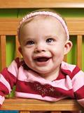 Gêmeo pequeno do bebê imagem de stock royalty free