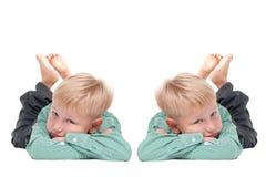 Gêmeos Imagem de Stock Royalty Free