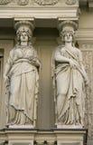 Gêmeos clássicos Fotografia de Stock Royalty Free