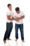Gêmeos ocasionais Imagens de Stock