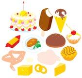 Gêneros alimentícios Imagem de Stock