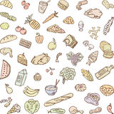 Gêneros alimentícios Fotos de Stock Royalty Free