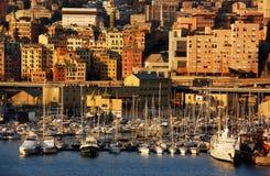 Gênes photographie stock libre de droits