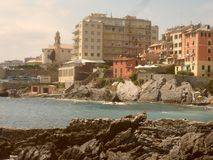 Gênes Italie Photos libres de droits