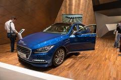Gênese de Hyundai Foto de Stock Royalty Free