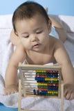 Gênio da matemática Fotos de Stock Royalty Free