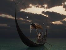 Góndola de Elven libre illustration