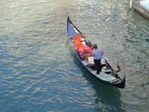 Góndola en Venecia Fotografía de archivo