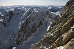 Gór Alps w Włochy obraz royalty free