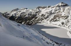 Gór Alps w Włochy zdjęcia royalty free