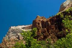 gór park narodowy Utah zion Fotografia Stock