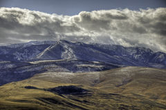 gór rae Zdjęcie Royalty Free
