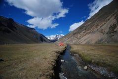 gór szczytów Peru śnieg Fotografia Stock