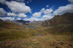 gór szczytów Peru śnieg Obrazy Royalty Free
