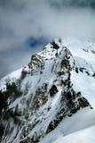 góra śnieżna Obrazy Royalty Free
