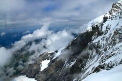 góra śnieżna Zdjęcie Royalty Free