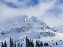 góra śnieżna Obrazy Stock