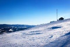 góra śnieżna zdjęcia royalty free