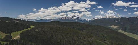 Góra Święta Przecinająca panorama Obraz Stock