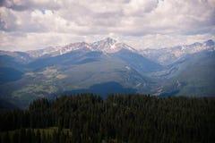 Góra Święty krzyż w Kolorado obraz royalty free