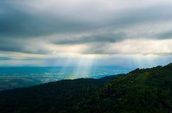 góra Fotografia Stock