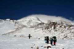 Góra Agri Ararat obrazy stock
