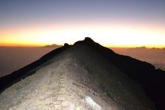 Góra Agung Gunung w Bali, Indonezja Obraz Royalty Free