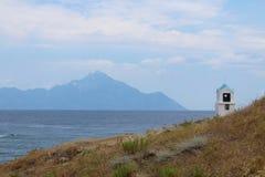 Góra Athos Zdjęcie Stock