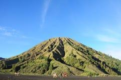 Góra Batok Zdjęcia Stock