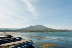 Góra Batur 1 Obrazy Royalty Free