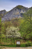 Góra Belko przy Belapatfalva Fotografia Royalty Free