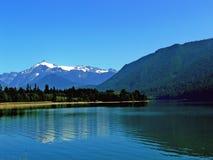 góra brzegu zdjęcia stock