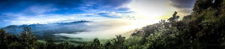 Góra Ciremai Zdjęcie Stock