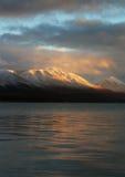 Góra Cook, Nowa Zelandia Obraz Stock