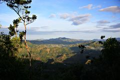 Góra Daraitan Zdjęcie Stock