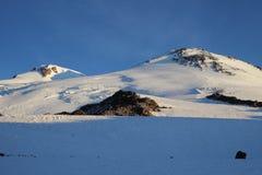 Góra Elbrus fotografia royalty free