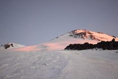 Góra Elbrus zdjęcia stock