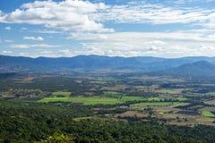 Góra francuza punkt obserwacyjny Zdjęcie Royalty Free
